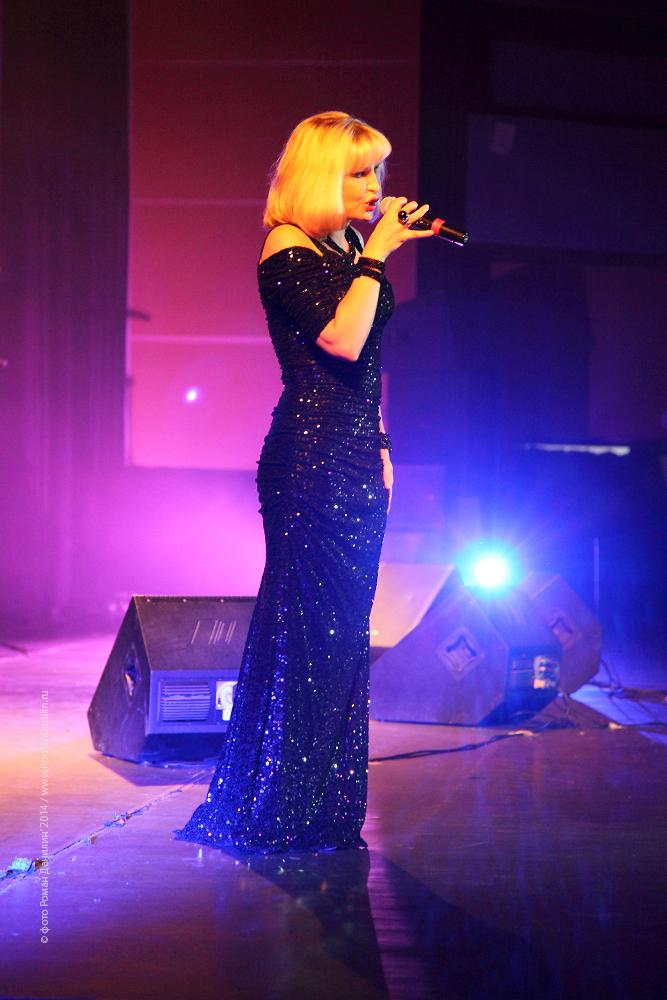 Катерина Голицына Концерт Летний шансон, 21 июня 2014 года © фото Роман Данилин' 2014 / www.RomanDanilin.ru