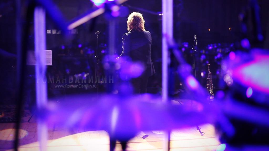 Александр Ягья. Концерт Лучшие песни, 29 октября 2014 года, Подольск © фото Роман Данилин' 2014 / www.RomanDanilin.ru