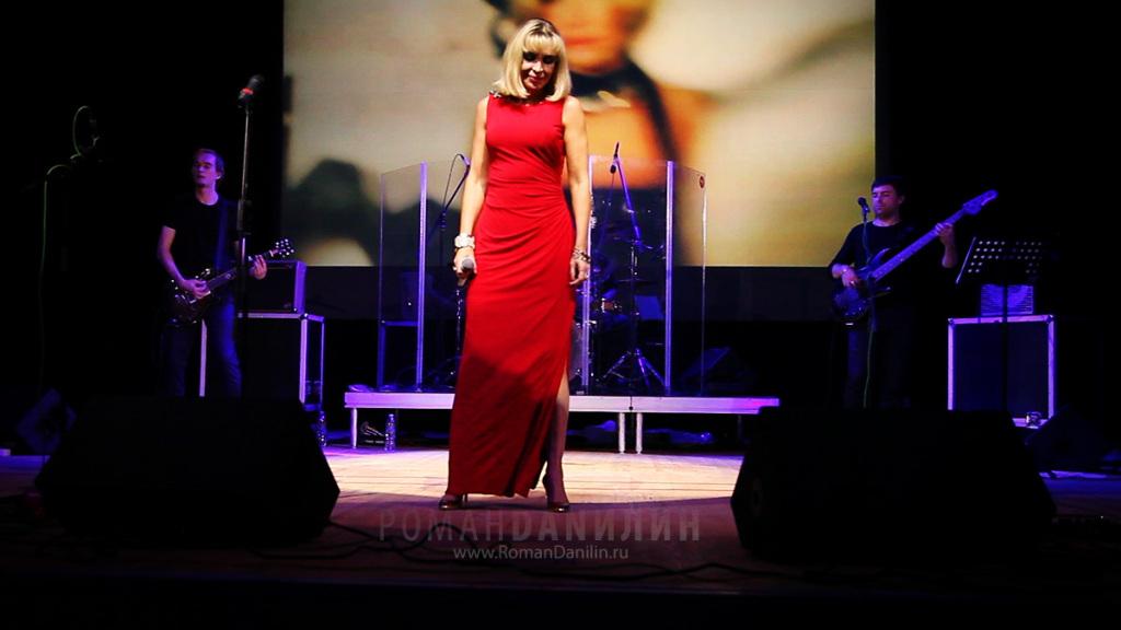 Катерина Голицына. Концерт Лучшие песни, 29 октября 2014 года, Подольск © фото Роман Данилин' 2014 / www.RomanDanilin.ru