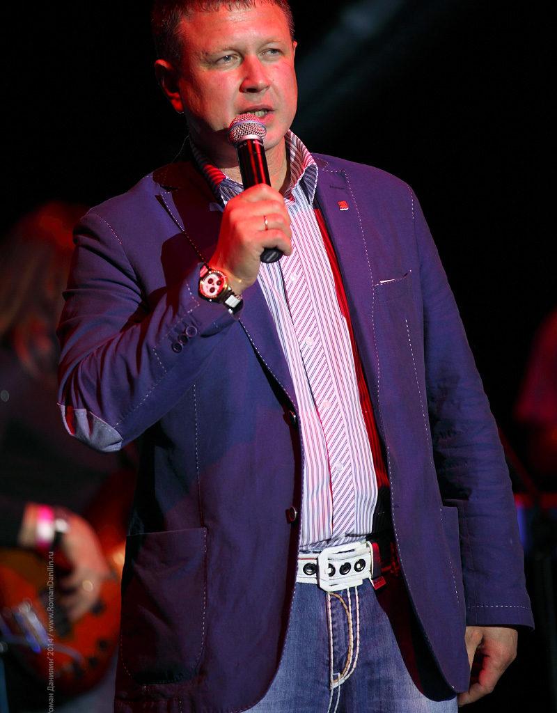 Сергей Сухачёв 29 мая 2014 года © фото Роман Данилин' 2014 / www.RomanDanilin.ru