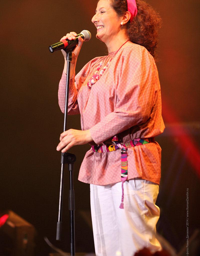 Маричель Родес 29 мая 2014 года © фото Роман Данилин' 2014 / www.RomanDanilin.ru