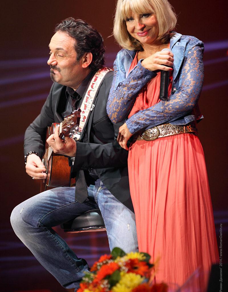 Катерина Голицына и Гарик Кричевский 29 мая 2014 года © фото Роман Данилин' 2014 / www.RomanDanilin.ru