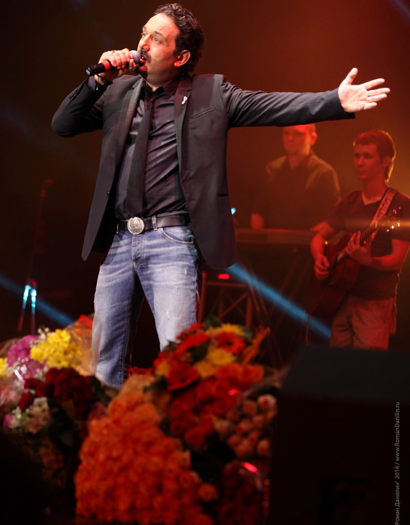 Гарик Кричевский 29 мая 2014 года © фото Роман Данилин' 2014 / www.RomanDanilin.ru