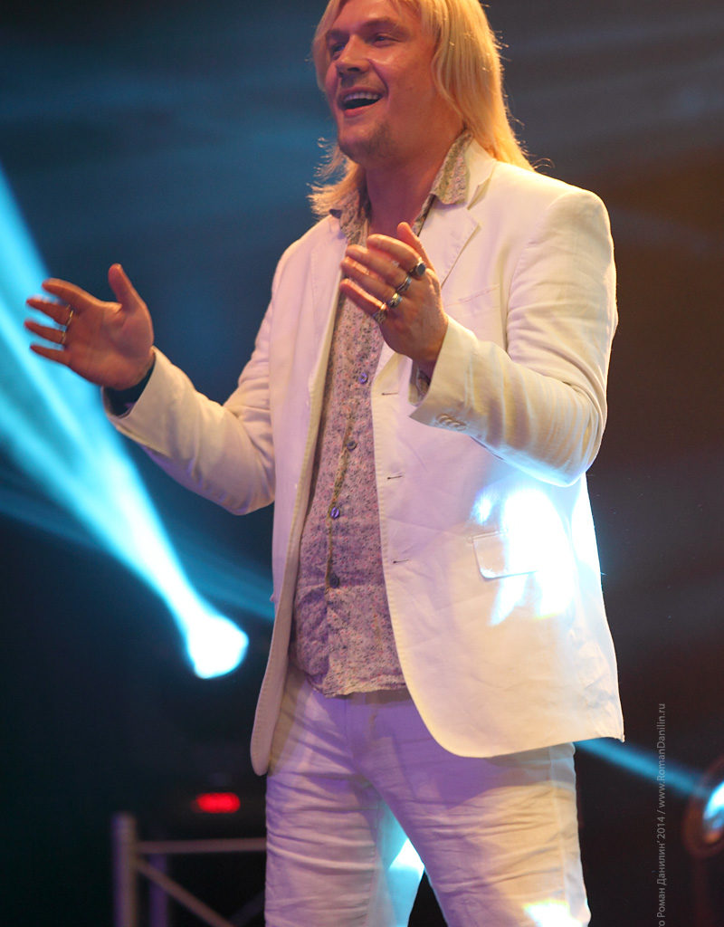 Дмитрий Христов 29 мая 2014 года © фото Роман Данилин' 2014 / www.RomanDanilin.ru