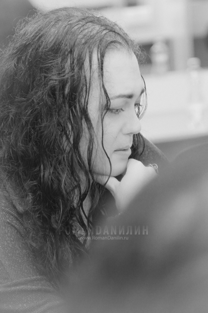 Игорь Наджиев Зазеркалье... © фото Роман Данилин' 2014 / www.RomanDanilin.ru