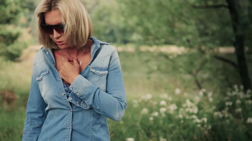 Катерина Голицына «Никому не говори» (видеоклип)