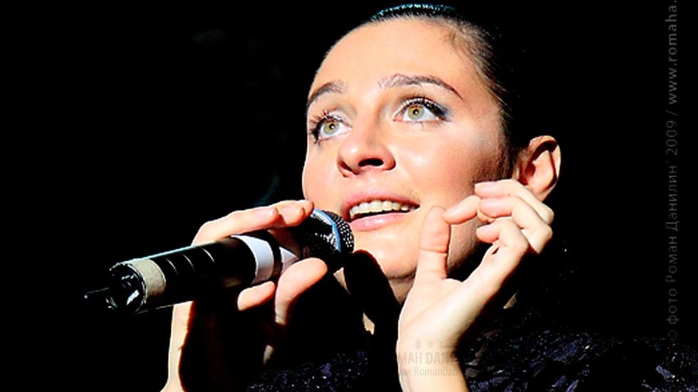Елена Ваенга © фото Роман Данилин' 2009 / www.RomanDanilin.ru