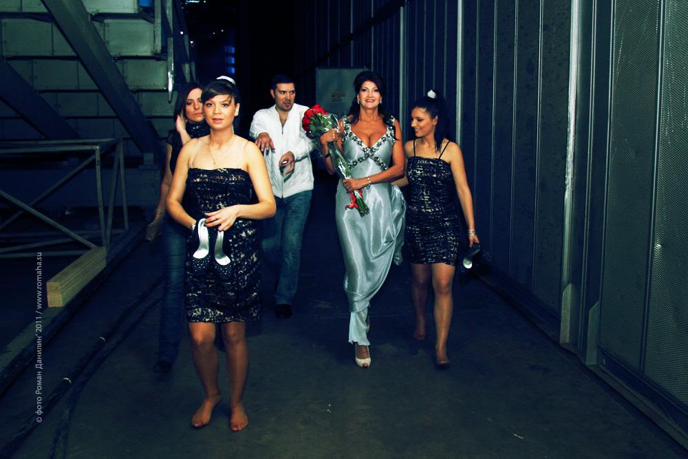 Любовь Шепилова. Концерт Ээхх, Разгуляй! 2011 © фото Роман Данилин' 2011 / www.RomanDanilin.ru