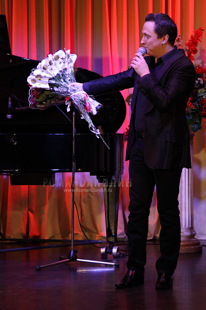 Иван Ильичёв. Концерт Любовь - волшебная страна, 30 октября ДомЖур © фото Роман Данилин' 2014 / www.RomanDanilin.ru