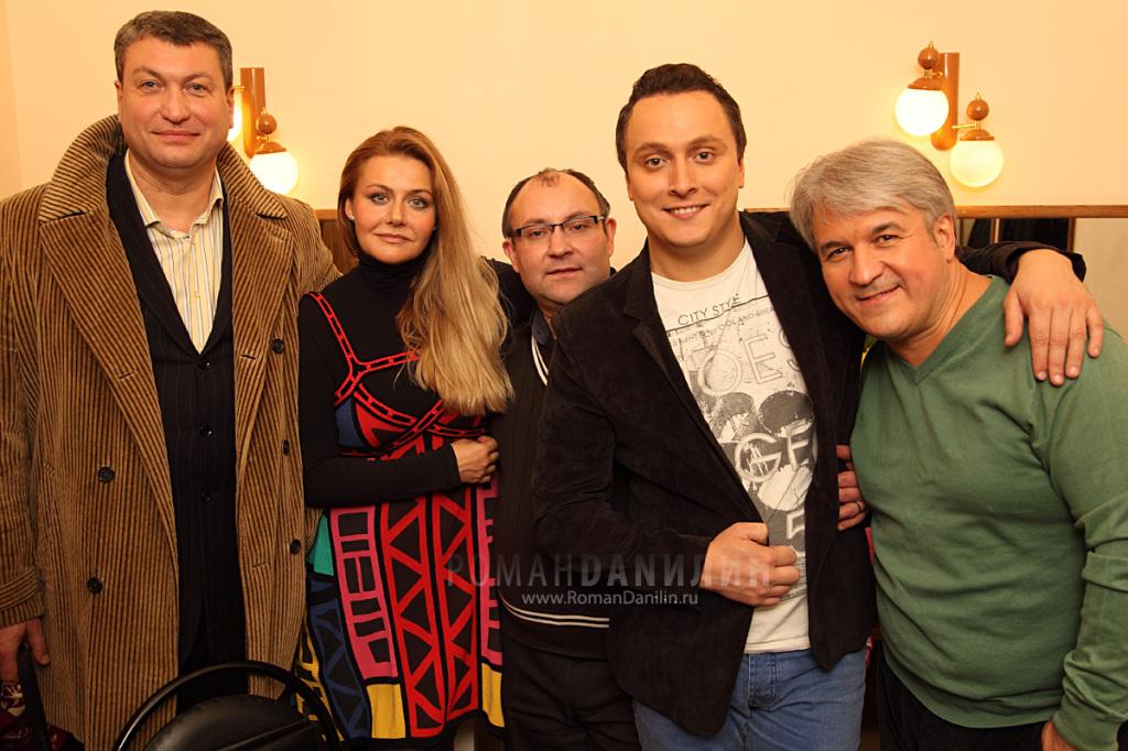 Концерт Любовь - волшебная страна, 30 октября ДомЖур © фото Роман Данилин' 2014 / www.RomanDanilin.ru