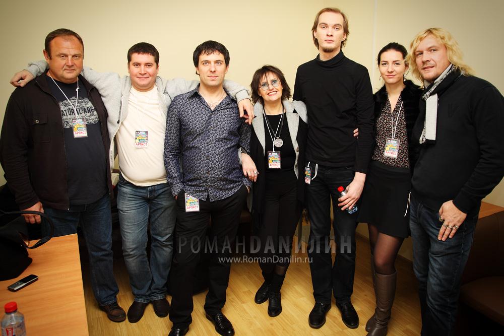 Музыкальный марафон Ээхх, Разгуляй! 2014 © фото Роман Данилин' 2014 / www.RomanDanilin.ru