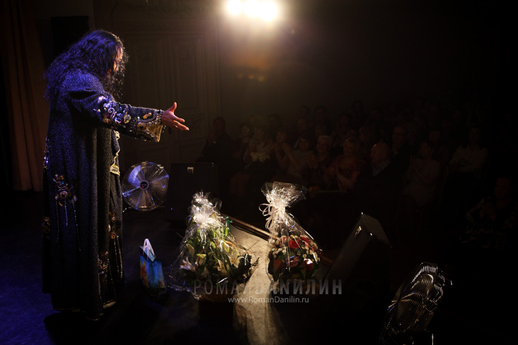 Игорь Наджиев. Лучшие и Любимые песни. 17 ноября 2014, ДомЖур © фото Роман Данилин' 2014 / www.RomanDanilin.ru