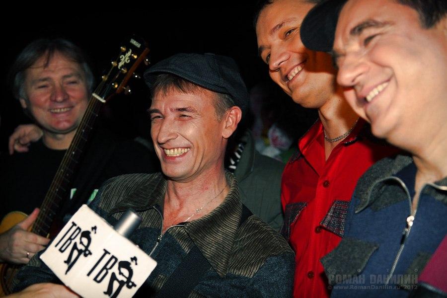 Группа Лесоповал. Музыкальный марафон Ээхх, Разгуляй! СК Олимпийский, Москва, 10 ноября 2012 © фото Роман Данилин' 2012 / www.RomanDanilin.ru