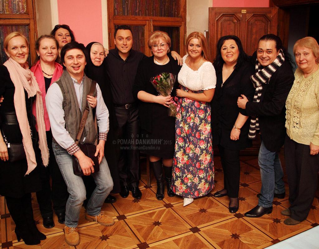 Концерт Душевные песни. 29 марта 2015 года, ДомЖур, Москва © фото Роман Данилин' 2015 / www.RomanDanilin.ru