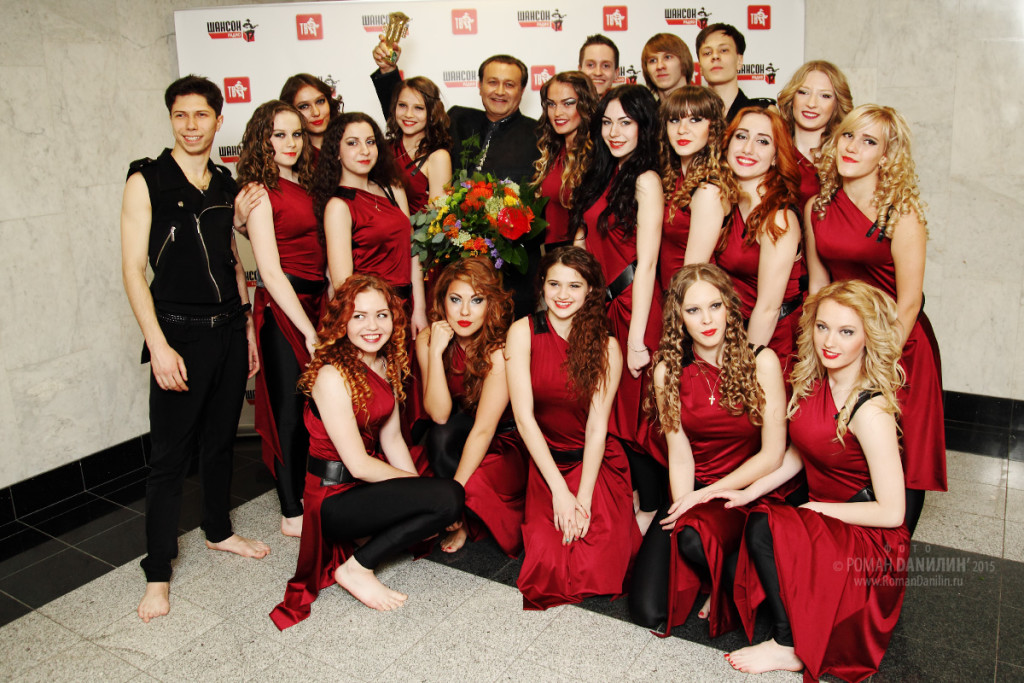 Шансон года 2015. 18 апреля 2015 года, Государственный Кремлёвский дворец, Москва © фото Роман Данилин' 2015 / www.RomanDanilin.ru