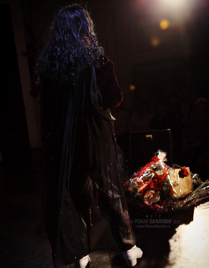 """Игорь Наджиев. Концерт """"Лучшие и любимые песни"""". 22 апреля 2014 года, ДомЖур, Москва © фото Роман Данилин' 2015 / www.RomanDanilin.ru"""