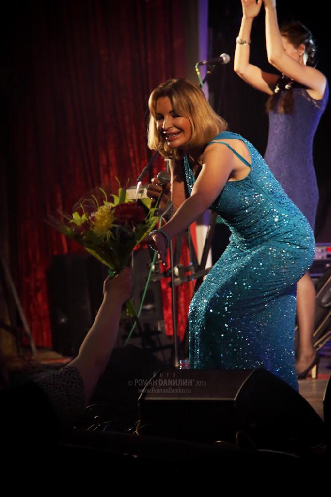 Катерина Голицына, мега-танцевальное шоу Бессовестно счастливая, 26 мая 2015 года, МКЦ, Рязань © фото Роман Данилин' 2015 / www.RomanDanilin.ru