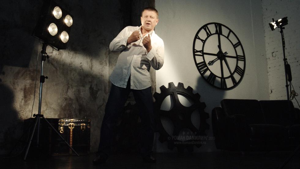 Сергей Сухачёв Ты самая нежная (tieser). Режиссёр Роман Данилин