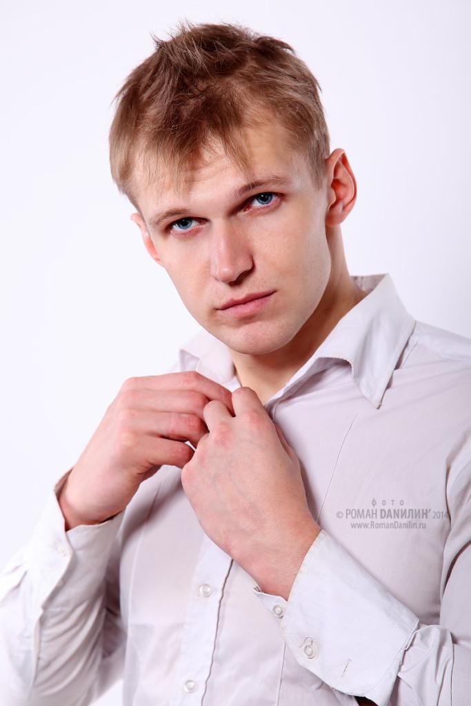 Персональное портфолио. Алексей © фото Роман Данилин' 2014 / www.RomanDanilin.ru