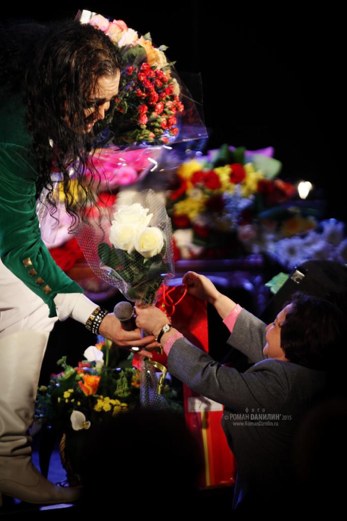 Игорь Наджиев. Концерт В День рождения! 13 ноября 2015 года, ДомЖур, Москва © фото Роман Данилин' 2015 / www.RomanDanilin.ru