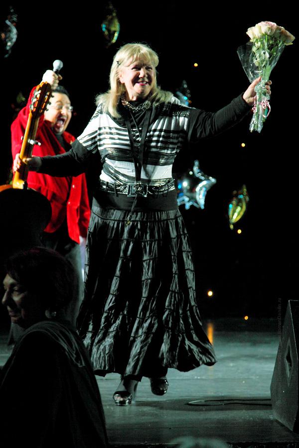 Жанна Бичевская. Концерт Новогодний шансон. 2 января 2014 года, КЗ Мир, Москва © фото Роман Данилин' 2014 / www.RomanDanilin.ru