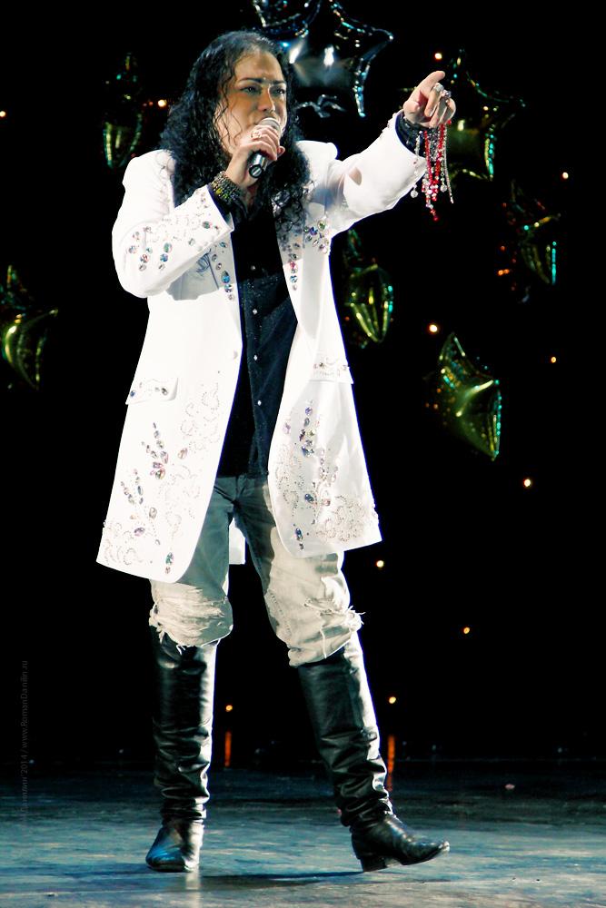 Игорь Наджиев. Концерт Новогодний шансон. 2 января 2014 года, КЗ Мир, Москва © фото Роман Данилин' 2014 / www.RomanDanilin.ru