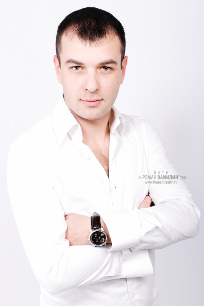 Персональное портфолио. Макс Азаркин © фото Роман Данилин' 2011 / www.RomanDanilin.ru