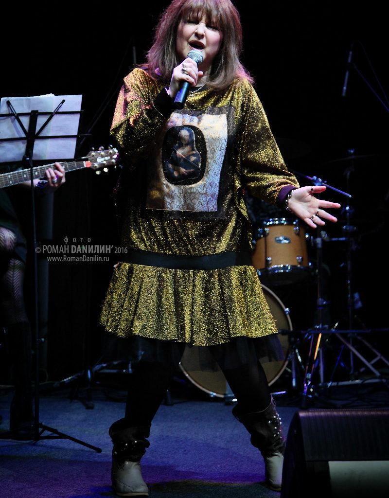 Екатерина Семенова, Юбилейный концерт. 9 января 2016 года, ЦДХ, Москва © фото Роман Данилин' 2016 / www.RomanDanilin.ru