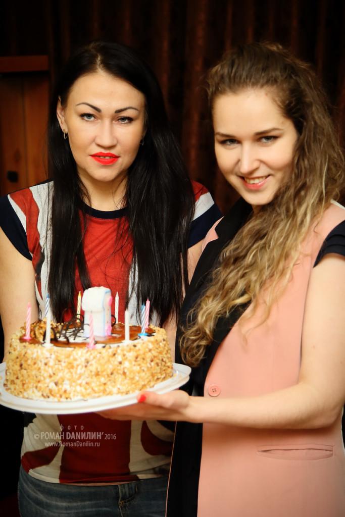 Маша и Ира. Тур Бессовестно счастливая, март 2016 © фото Роман Данилин' 2016 / www.RomanDanilin.ru