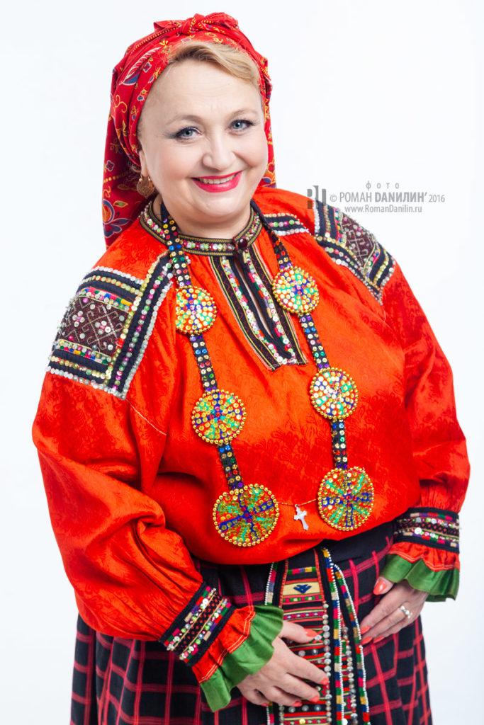 Народная артистка России Надежда Крыгина © фото Роман Данилин' 2016 / www.RomanDanilin.ru
