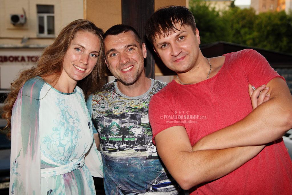 Дмитрий Христов. Юбилей в кругу друзей. 30 июня 2016 года, ресторан Афиша. © фото Роман Данилин' 2016 / www.RomanDanilin.ru