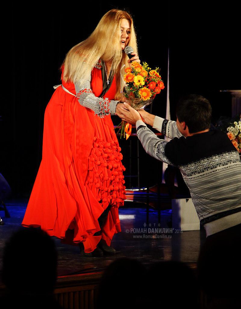 Екатерина Бродская. Концерт В горнице моей светло... 6 декабря 2015 года, ДомЖур © фото Роман Данилин' 2016 / www.RomanDanilin.ru