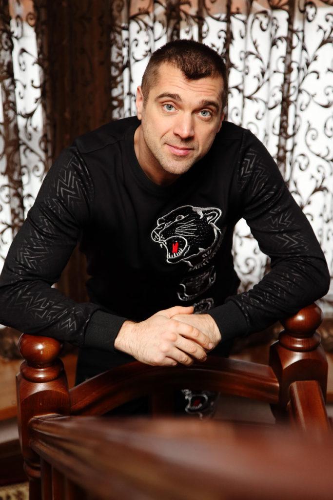 Сергей Куприк. Фоторепортаж для журнала Антенна © фото Роман Данилин' 2017 / www.RomanDanilin.ru
