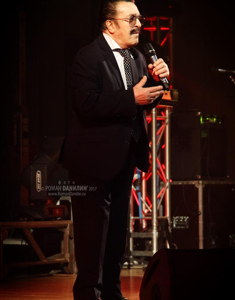 Вилли Токарев. Концерт Какая ты красивая! 7 марта 2017 года, Концертный зал на Новом Арбате © фото Роман Данилин' 2017 / www.RomanDanilin.ru
