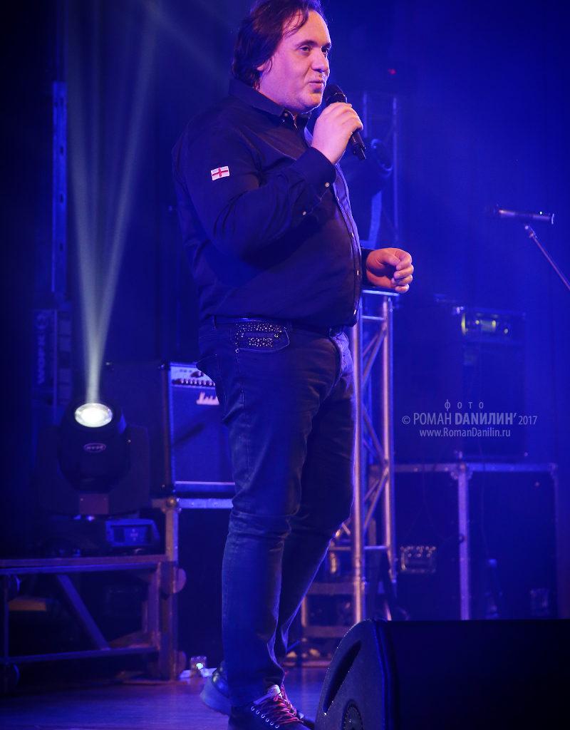 Александр Федорков. Концерт Какая ты красивая! 7 марта 2017 года, Концертный зал на Новом Арбате © фото Роман Данилин' 2017 / www.RomanDanilin.ru