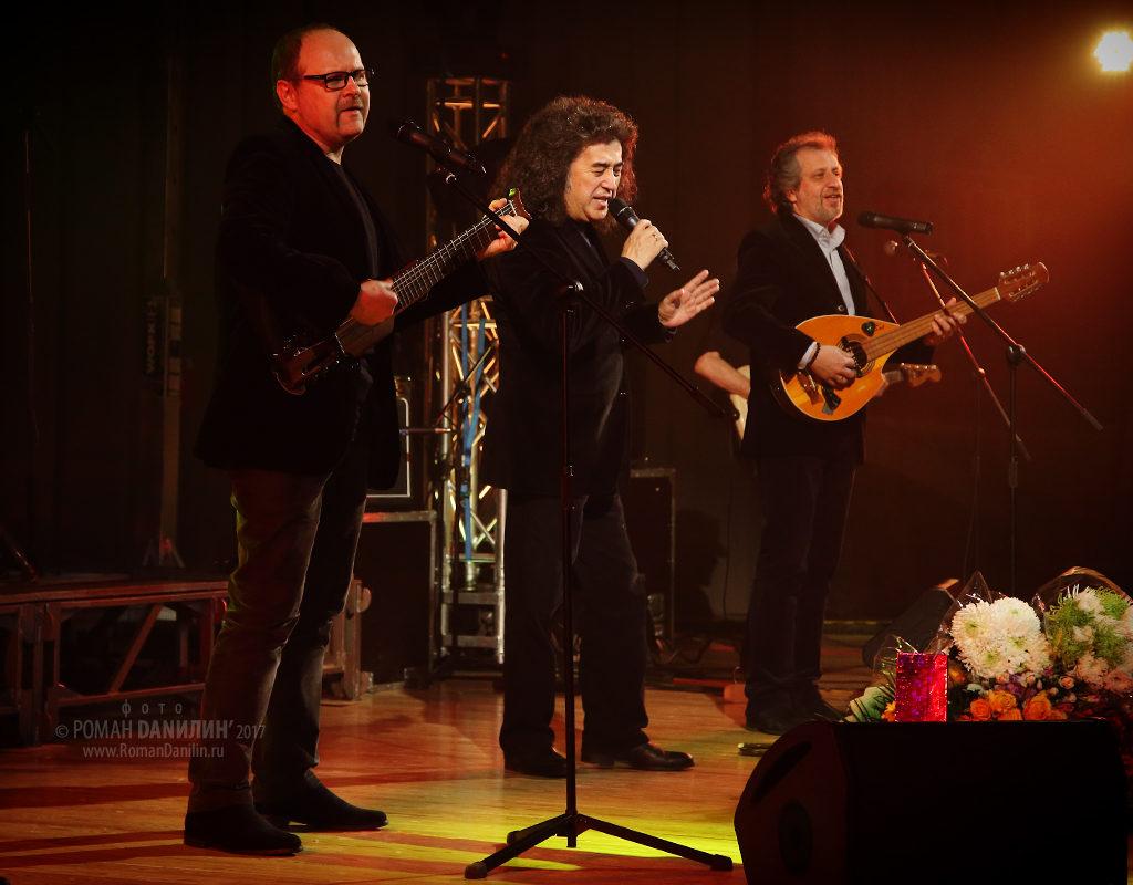Группа Уч Кудук. Концерт Какая ты красивая! 7 марта 2017 года, Концертный зал на Новом Арбате © фото Роман Данилин' 2017 / www.RomanDanilin.ru