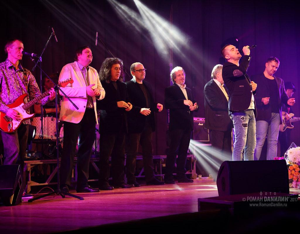 Концерт Какая ты красивая! 7 марта 2017 года, Концертный зал на Новом Арбате © фото Роман Данилин' 2017 / www.RomanDanilin.ru