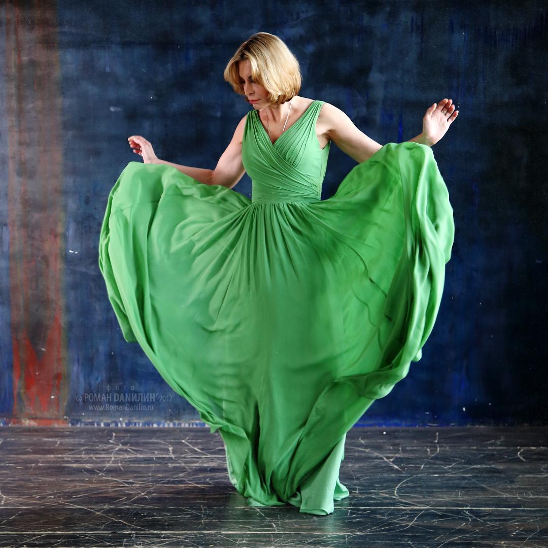 Катерина Голицына. Весення фотосессия. Анонс © фото Роман Данилин' 2017 / www.RomanDanilin.ru