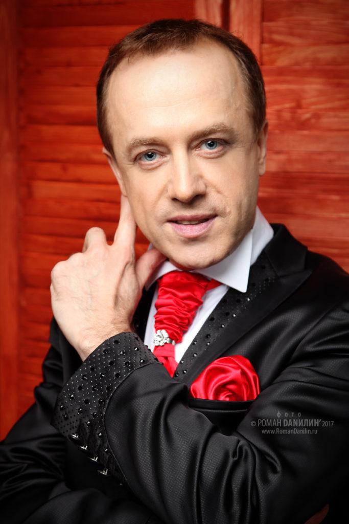 Персональная фотосессия. Певец Сергей Избаш. © фото Роман Данилин' 2017 / www.RomanDanilin.ru