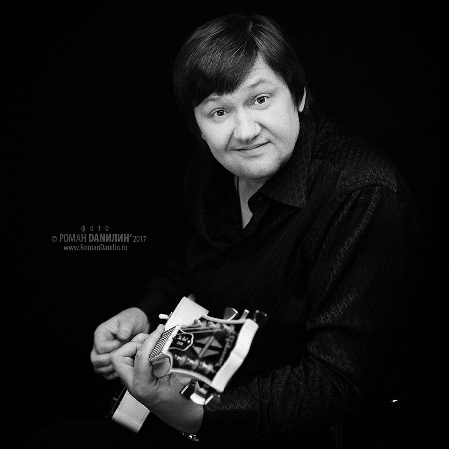 Игорь Слуцкий. Фотосессия 2017 © фото Роман Данилин' 2017 / www.RomanDanilin.ru