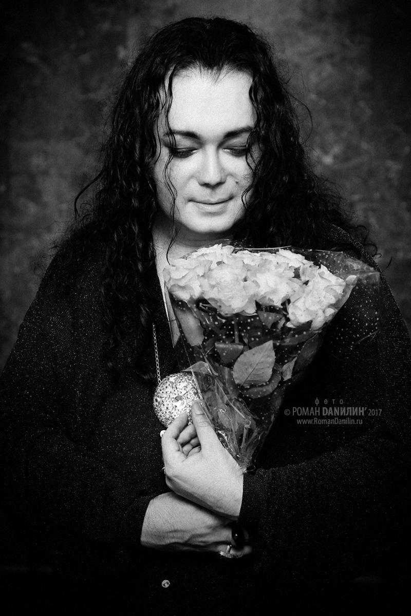 Игорь Наджиев. После выступления © фото Роман Данилин' 2017 / www.RomanDanilin.ru