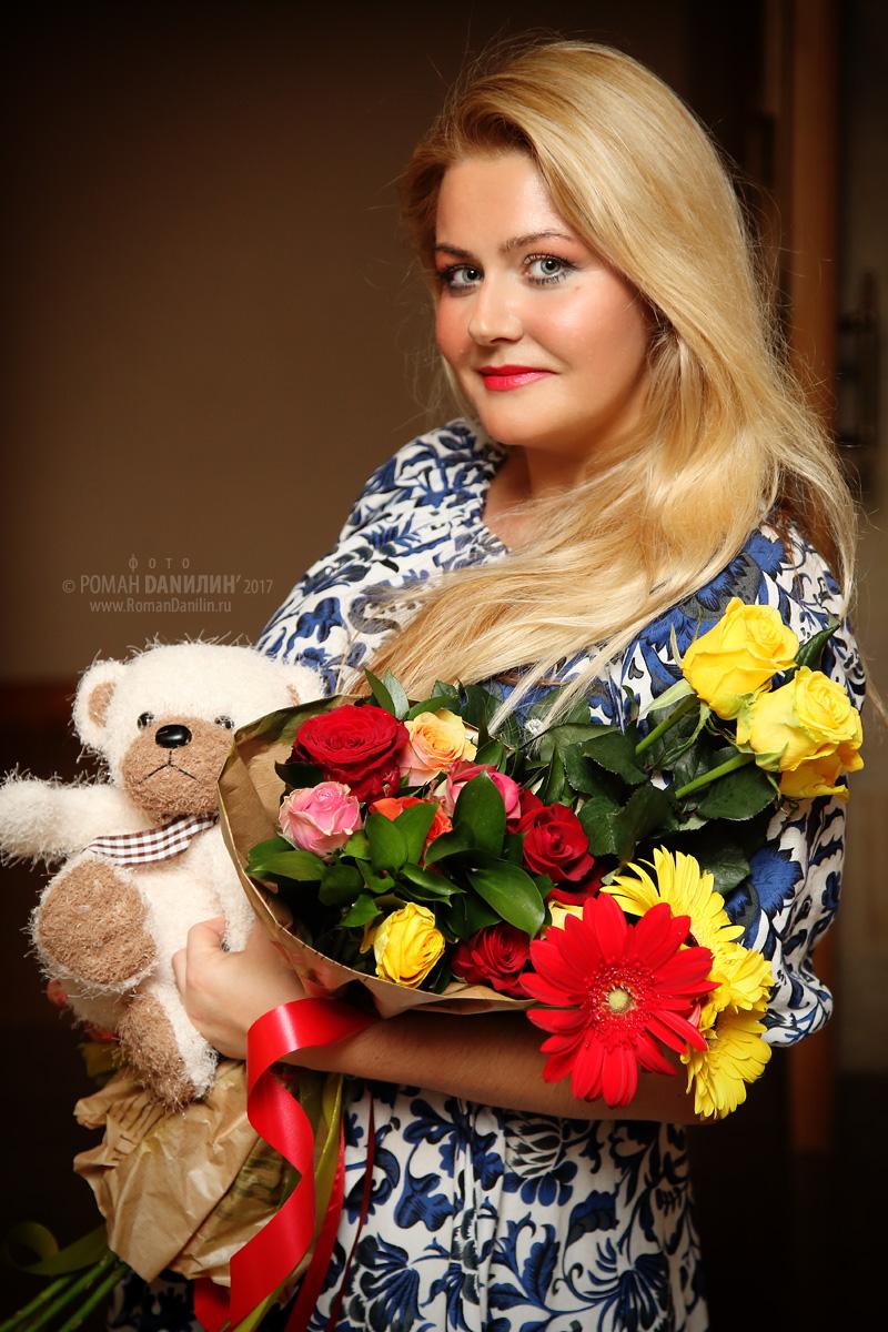 Екатерина Бродская © фото Роман Данилин' 2017 / www.RomanDanilin.ru