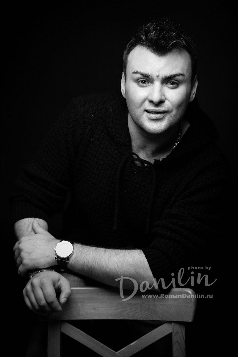 Убит шансонье Пётр Гара © фото Роман Данилин' 2018 / www.RomanDanilin.ru