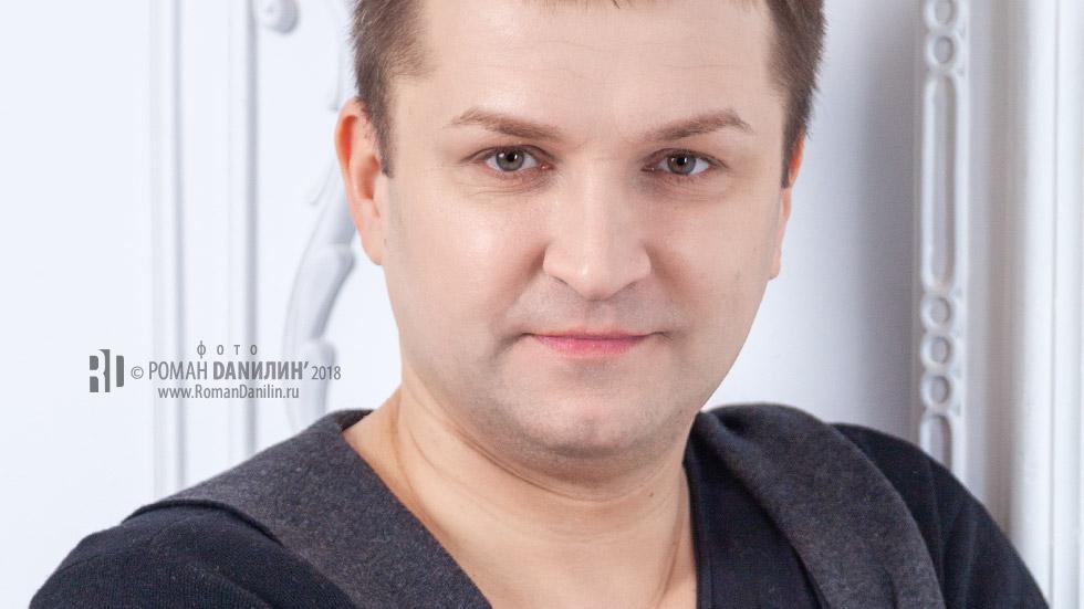 Дмитрий Прянов © фото Роман Данилин' 2018 / www.RomanDanilin.ru