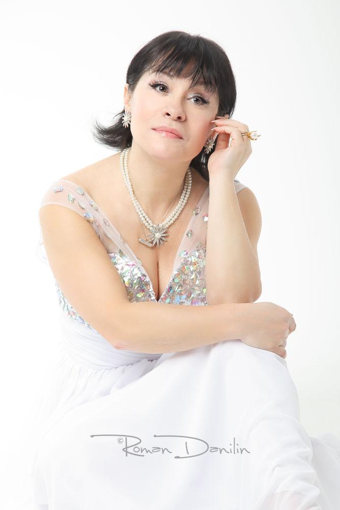 Анна Резникова. С юбилеем © фото Роман Данилин' 2018 / www.RomanDanilin.ru