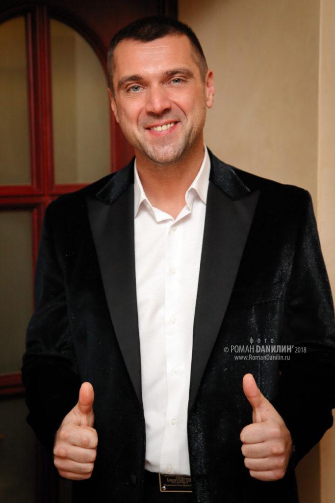 Сергей Куприк. Юбилейный концерт. 7 ноября 2018, Театр Российской Армии © фото Роман Данилин' 2018 / www.RomanDanilin.ru