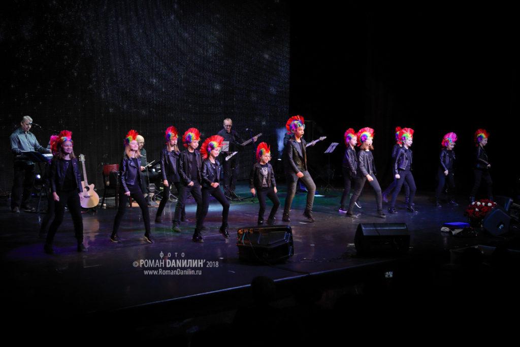 Александр Левшин. Юбилейный концерт. 18 декабря 2018, Москонцерт Холл © фото Роман Данилин' 2018 / www.RomanDanilin.ru
