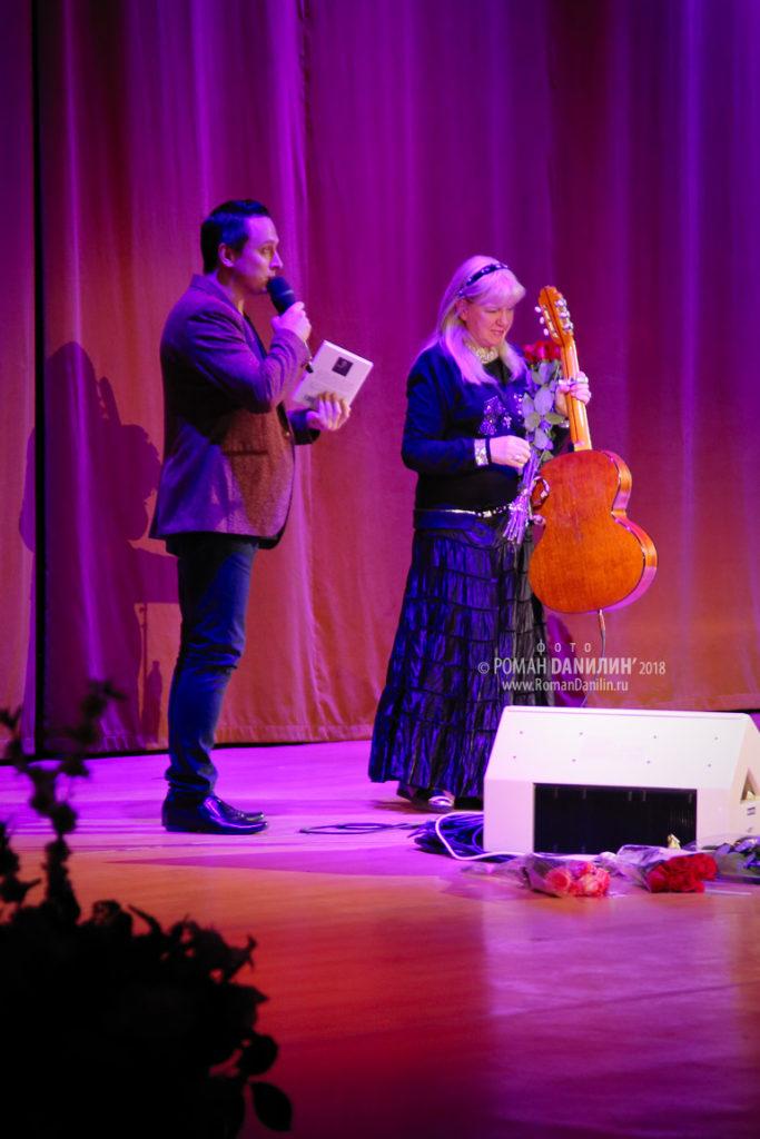 Жанна Бичевская. Концерт и презентация книги. 22 ноября 2018, Зал Церковных Соборов, © фото Роман Данилин' 2018 / www.RomanDanilin.ru