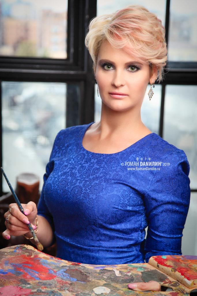 Ольга. Фотосессия © фото Роман Данилин' 2019 / www.RomanDanilin.ru