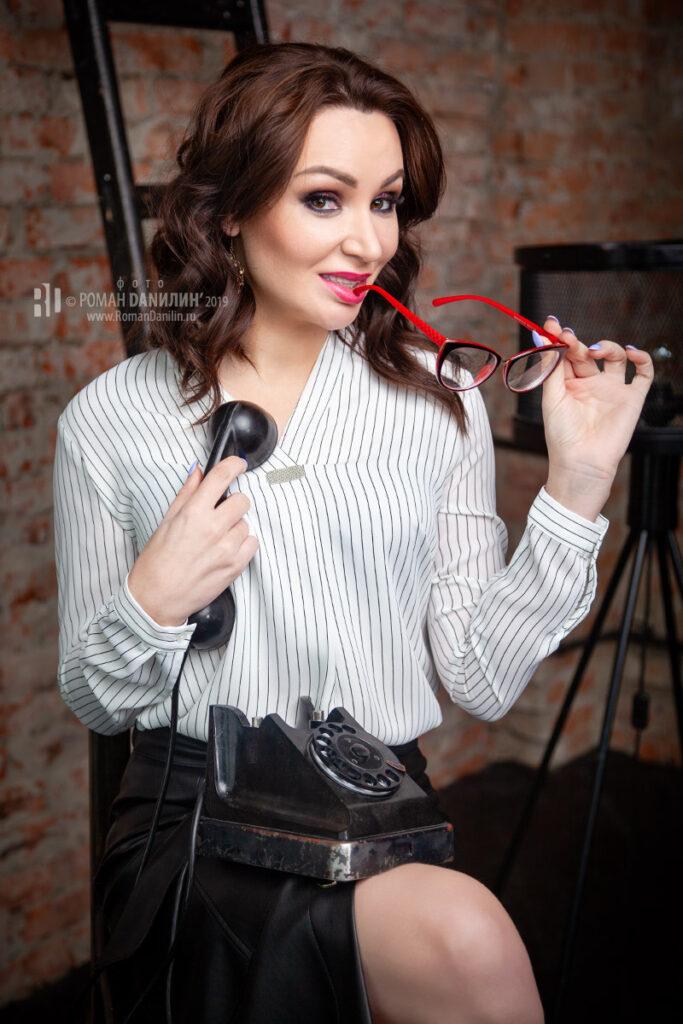 Парапсихолог Дана Марковская © фото Роман Данилин' 2019 / www.RomanDanilin.ru / +79067684868